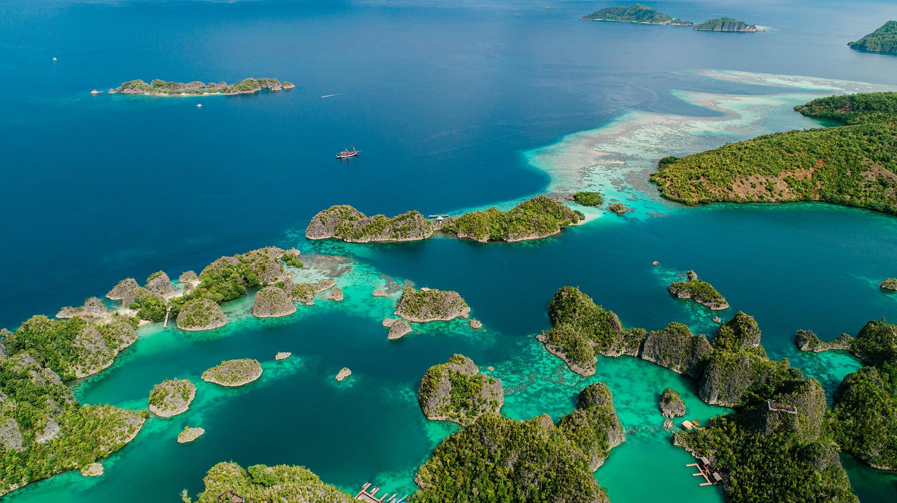 Trips to Raja Ampat, Indonesia are likely to resume in the fall.