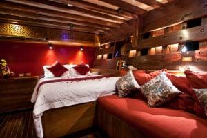 El Aleph Ship Cabin