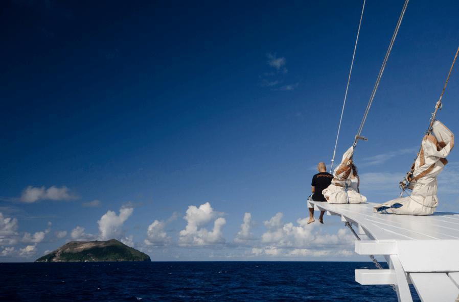 Raja Ampat liveaboard cruise