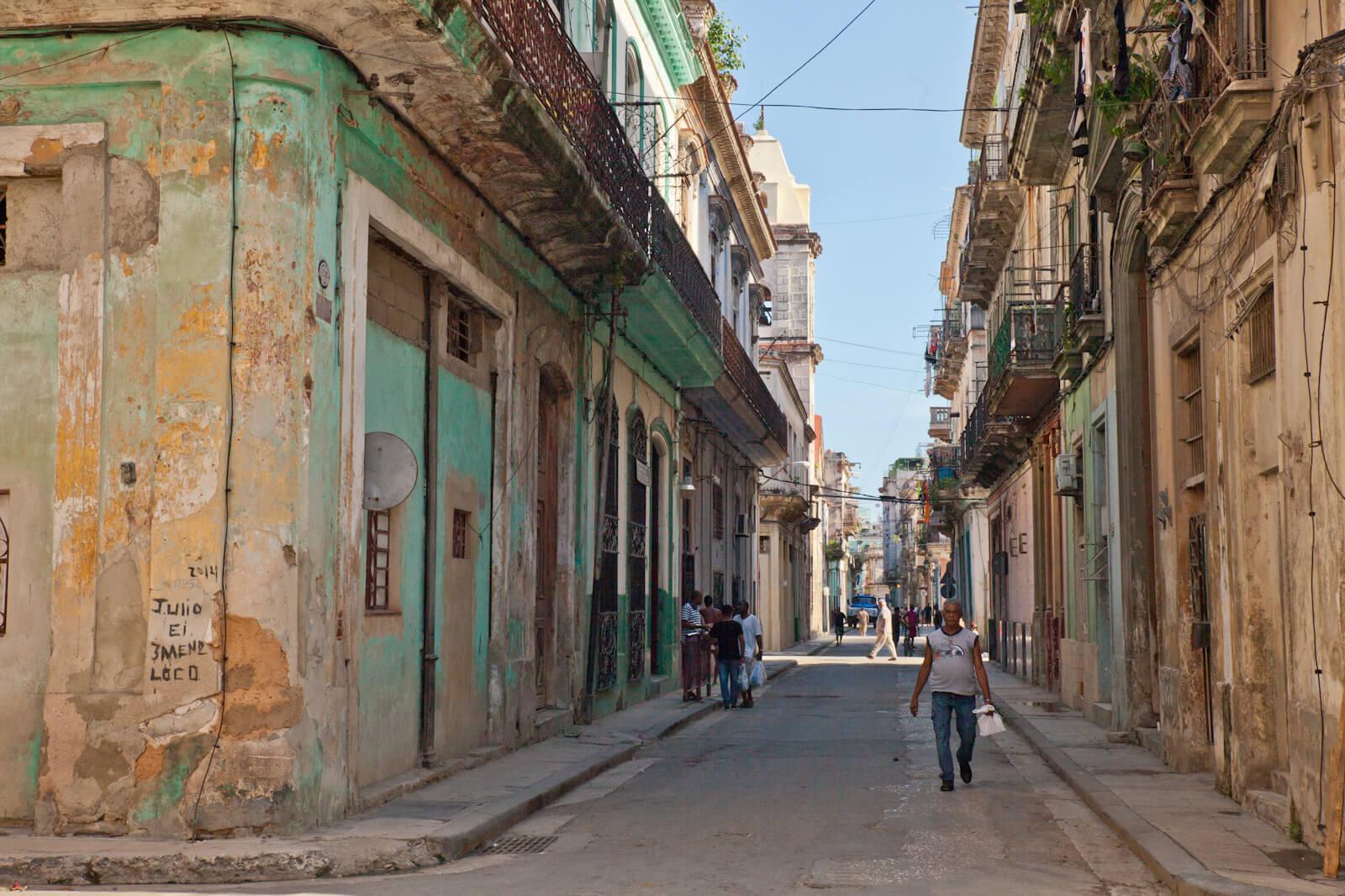 Old Havana is a UNESCO World Heritage Site. © Brian J. Hutchinson