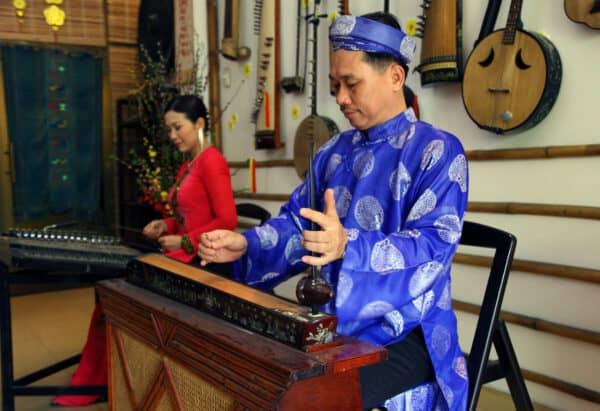 Saigon musical performance