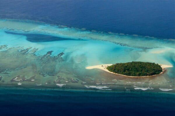Ulithi Atoll Micronesia