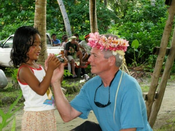 Ulithi Atoll travel