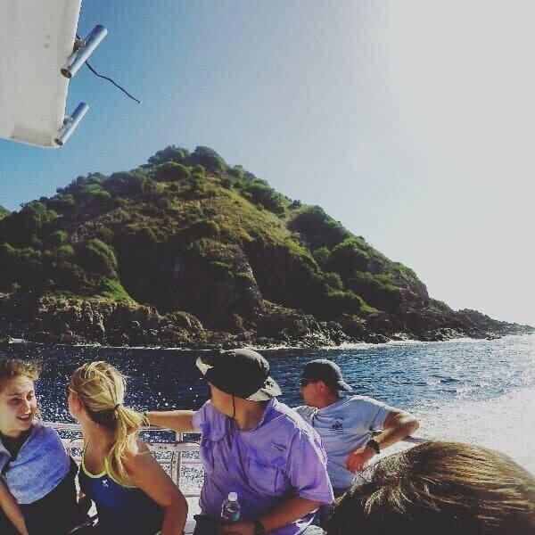 desecheo island trip