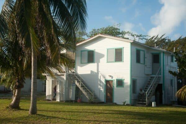 Ecomar field station Belize
