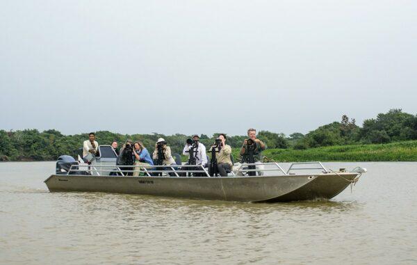 jaguar boat toar