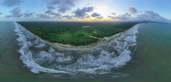 matura beach Trinidad