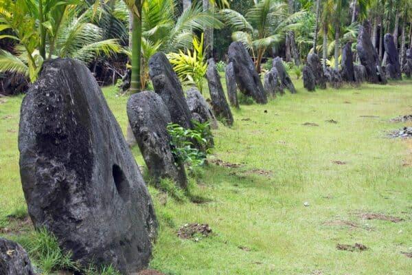 stone money in Yap