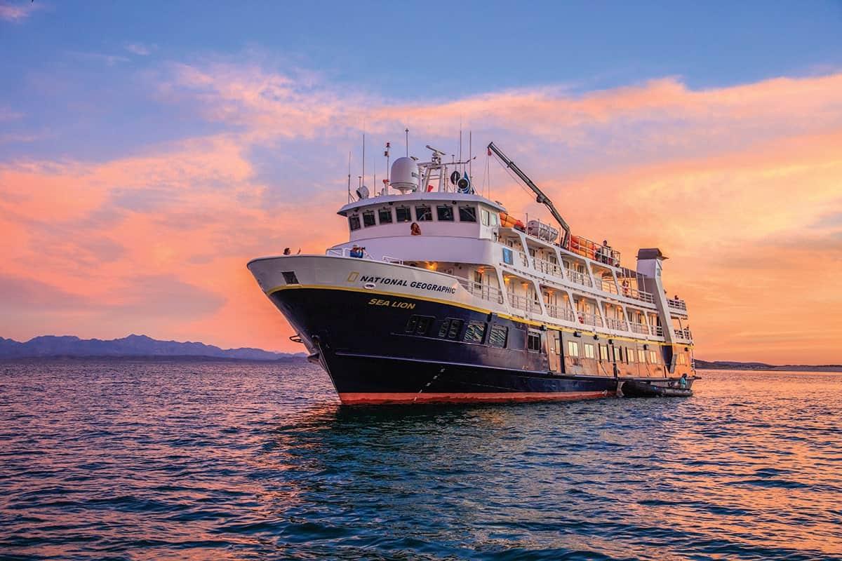 Bahamas adventure cruise ship