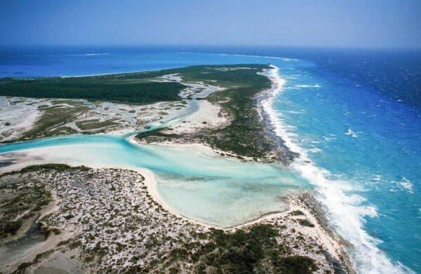 remote island of the Bahamas