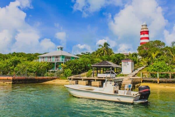 Bahamas Trip Beach Stop