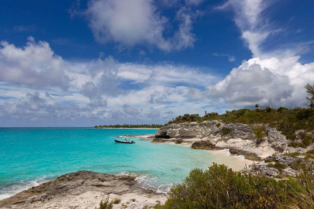 Beautiful Bahamas Beach