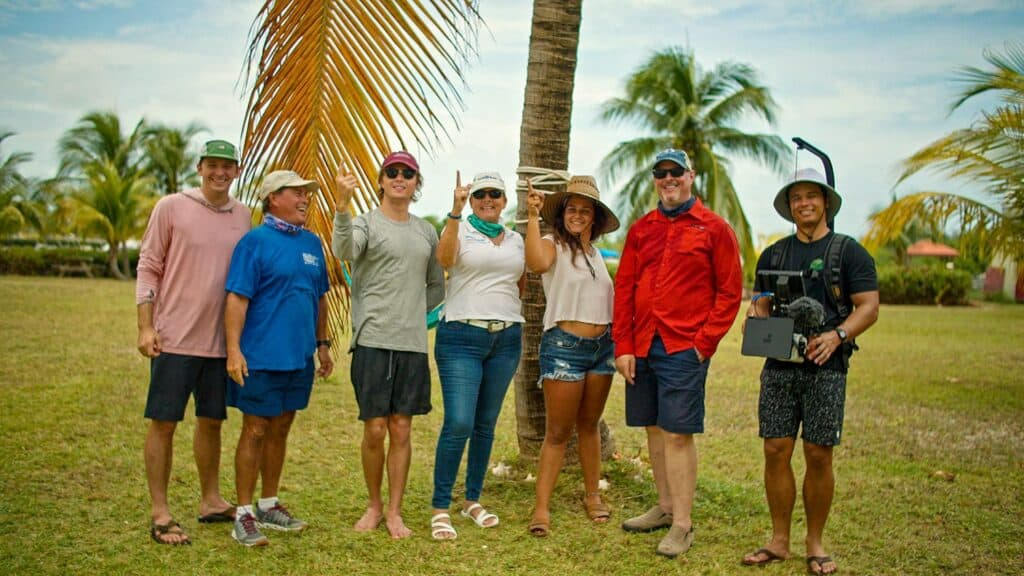 the belize expedition team