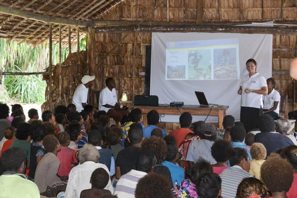 solomon islands environmental education