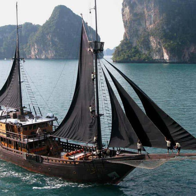 el aleph ship